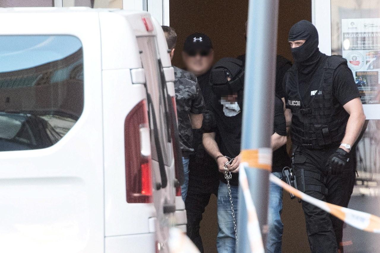 Mamuka K. trafił do aresztu w Łodzi. Gruzin podejrzewany jest o zabójstwo 28-latki