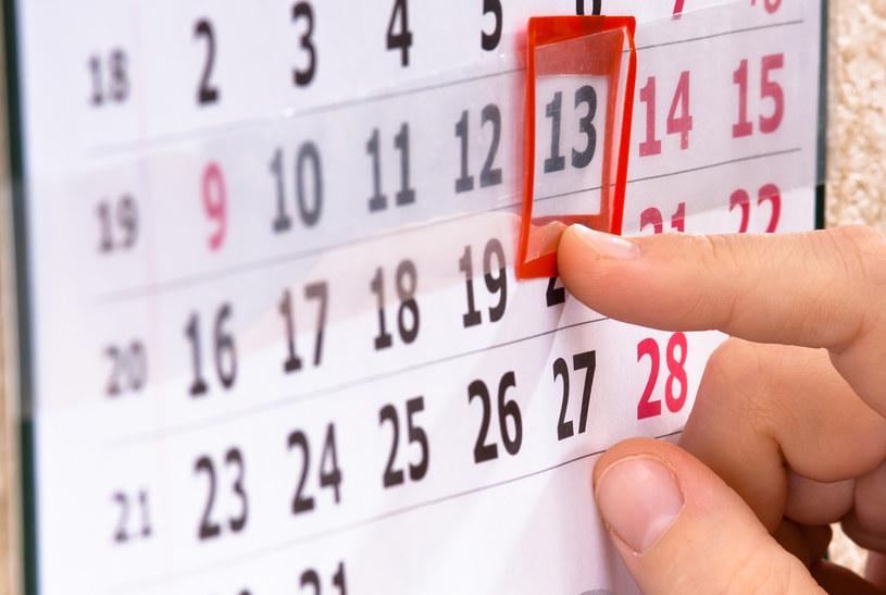 Mamy 13 cykli księżyca, 13 cykli menstruacyjnych, 13 faz i kiedyś prawdopodobnie było 13 miesięcy /123RF/PICSEL