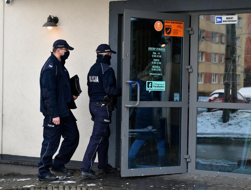 """""""Mamy do czynienia z nalotami policji"""" /Artur Barbarowski /East News"""