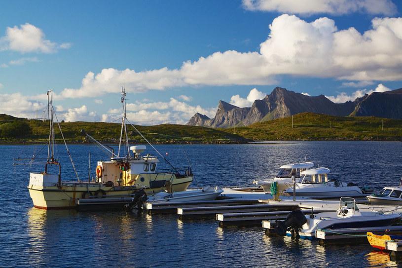 """""""Mamy najczystszą na świecie wodę do wędkowania"""", twierdzą mieszkańcy Lofotów. Na rybę można też zapolować z kuszą. Norwegia to jeden z niewielu krajów w Europie, gdzie jest to legalne /123RF/PICSEL"""