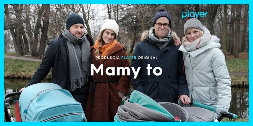 """Mamy to"" trafi do oferty Playera na wiosnę 2021 /Marcin Makowski / Makufly /TVN"