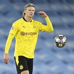 Manchester City - Borussia Dortmund 2-1. Pierwszy w tym sezonie mecz Haalanda bez gola w Lidze Mistrzów