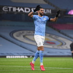 Manchester City - Burnley FC 5-0 w meczu 10. kolejki Premier League
