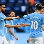 Manchester City - Burnley FC 5-0 w meczu 30. kolejki Premier League