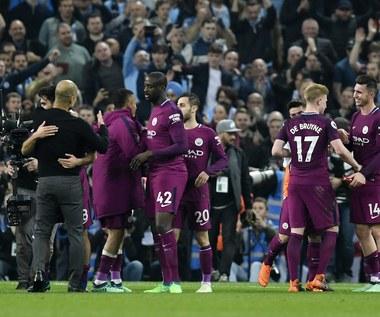 Manchester City mistrzem Anglii po porażce lokalnego rywala!