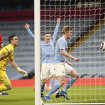 Manchester City - Southampton FC 5-2 w 33. kolejce Premier League