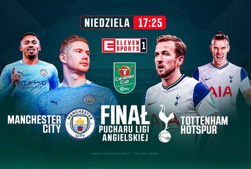 Manchester City - Tottenham Hotspur /Eleven Sports