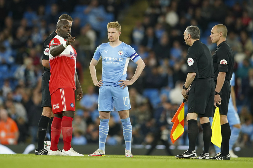 Manchester City - Wycombe Wanderers /AP/Associated Press/East News /East News