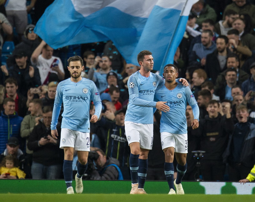 Manchester City /PAP/EPA