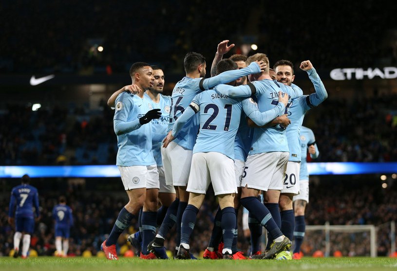 Manchester City /Getty Images