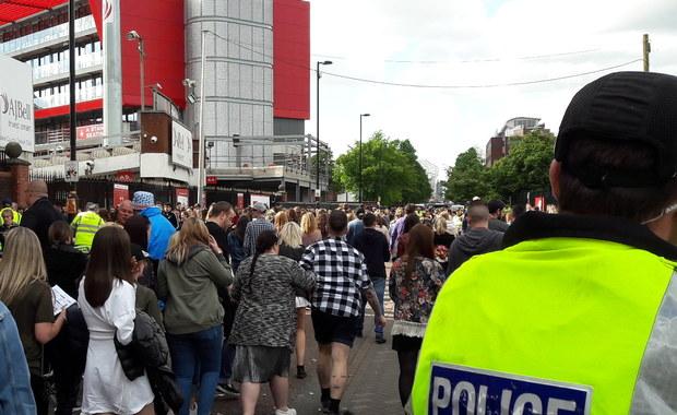 Manchester: Nadzwyczajne środki bezpieczeństwa podczas koncertu