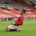 Manchester United - AFC Bournemouth 5-2 w 33. kolejce Premier League