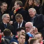 Manchester United. Alex Ferguson w stanie ciężkim trafił do szpitala