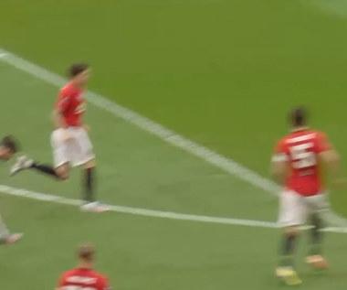 Manchester United - Chelsea 1-3 - skrót (ZDJĘCIA ELEVEN SPORTS). WIDEO