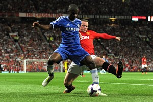 Manchester United - Chelsea Londyn 0-0