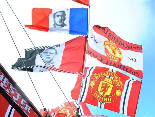 Manchester United jest wielką atrakcją miasta i hrabstwa /AFP