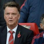 Manchester United może dziś zwolnić Louisa van Gaala