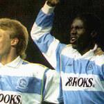 Manchester United - Queens Park Rangers 1-4 (01.01.1992)