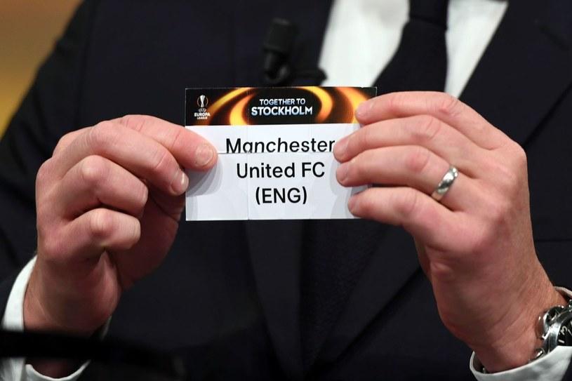 Manchester United walczy o swój pierwszy triumf w Lidze Europejskiej /AFP