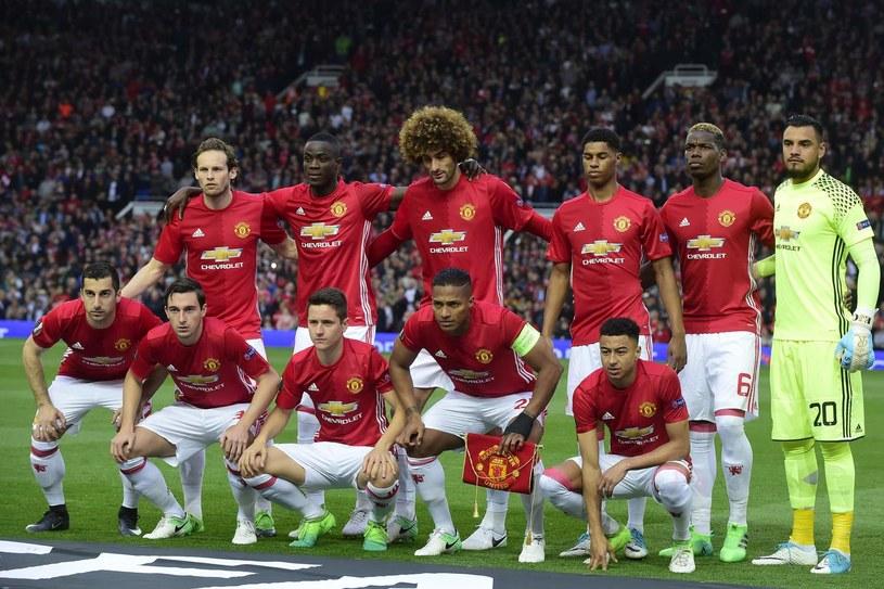 Manchester United wyprzedza Barcelonę i Real Madryt /AFP
