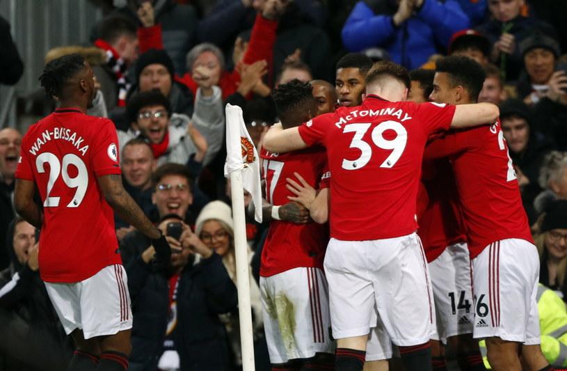 Manchester United /PAP/EPA
