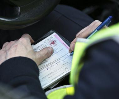 Mandat 5 tys. zł. Podwyżką kar dla kierowców zajmie się rząd