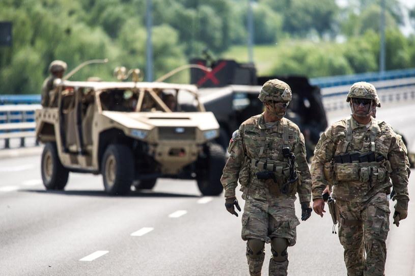 Manewry Anakonda-16 i warszawski szczyt NATO przykuwają uwagę rosyjskich polityków i komentatorów /Tytus Żmijewski /PAP