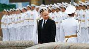Manewry rosyjskiej marynarki wojennej na Bałtyku