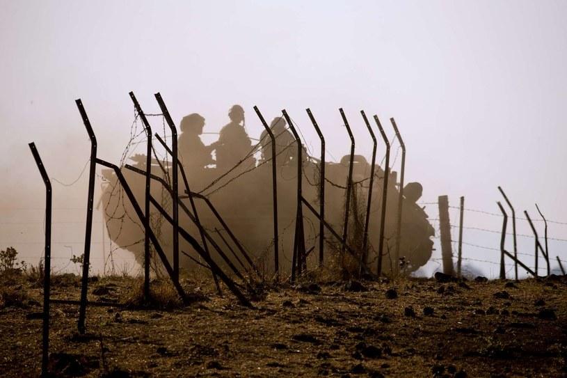 Manewry wojskowe, zdjęcie ilustracyjne /AFP
