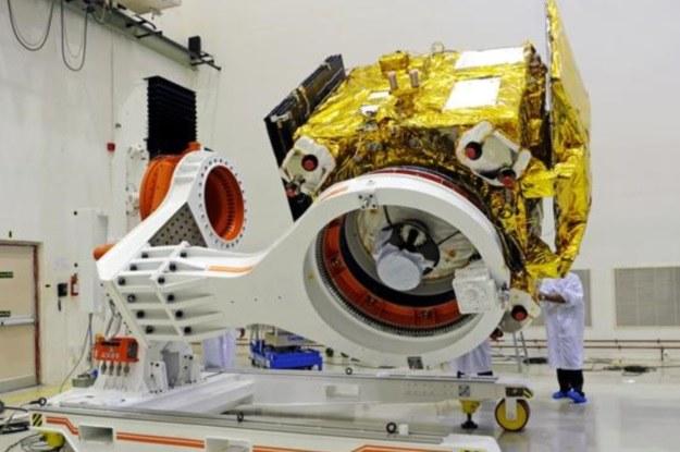 MangalYaan - indyjska misja na Marsa /materiały prasowe
