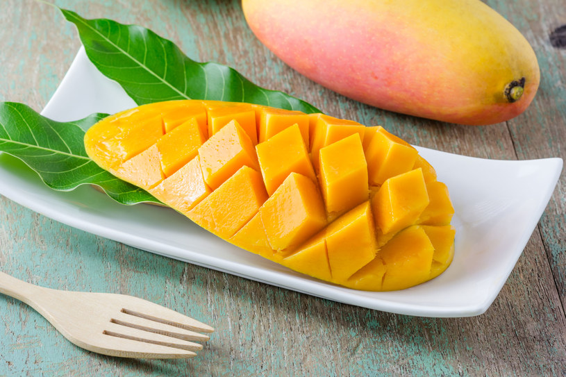 Mango - owoc bogów /123RF/PICSEL