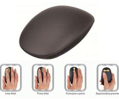 Manhattan Stealth Touch - myszka nie wymagająca przycisków
