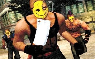 Manhunt - motyw z gry /CDA