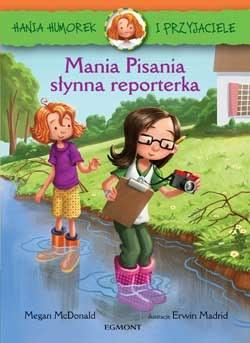 Mania Pisania słynna reporterka /materiały prasowe