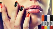 Manicure francuski w kolorowej odsłonie