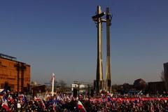 Manifestacja KOD-u w Gdańsku