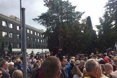 Manifestacja Obywateli RP, KOD-u i Strajku Kobiet