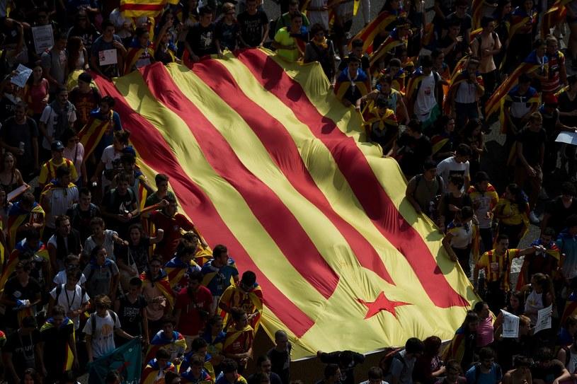 Manifestacja przeciwko władzom w Madrycie /AFP