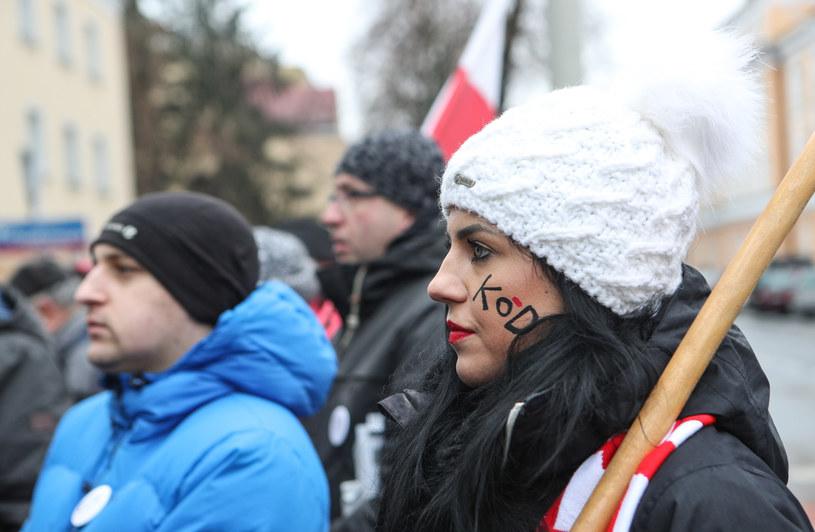 Manifestacja w Rzeszowie /Krzysztof Kapica /East News