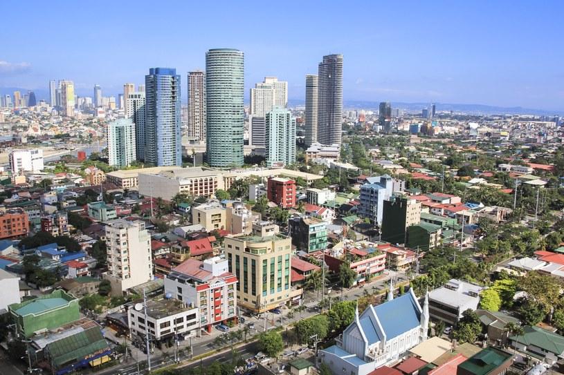 Manila - stolica Filipin /123/RF PICSEL