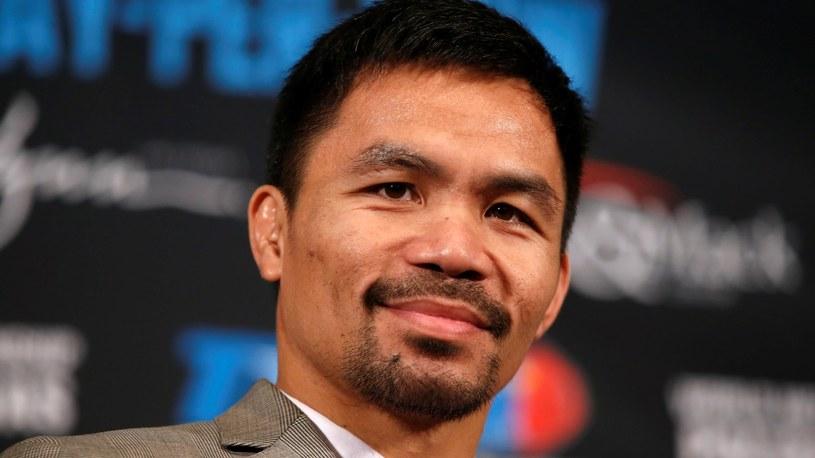 Manny Pacquiao will wieder in den Boxring zurückkehren /SID