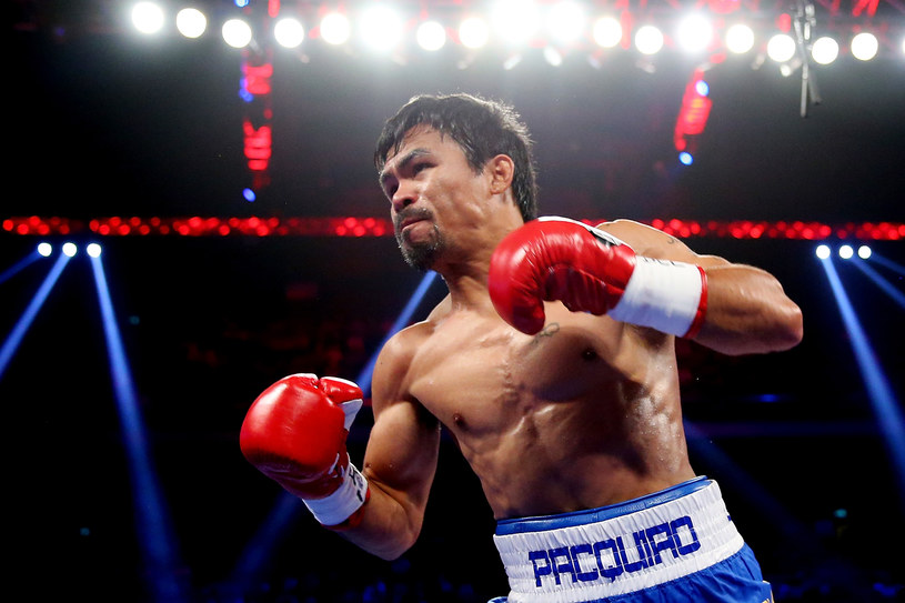 Manny Pacquiao /Chris Hyde /Getty Images