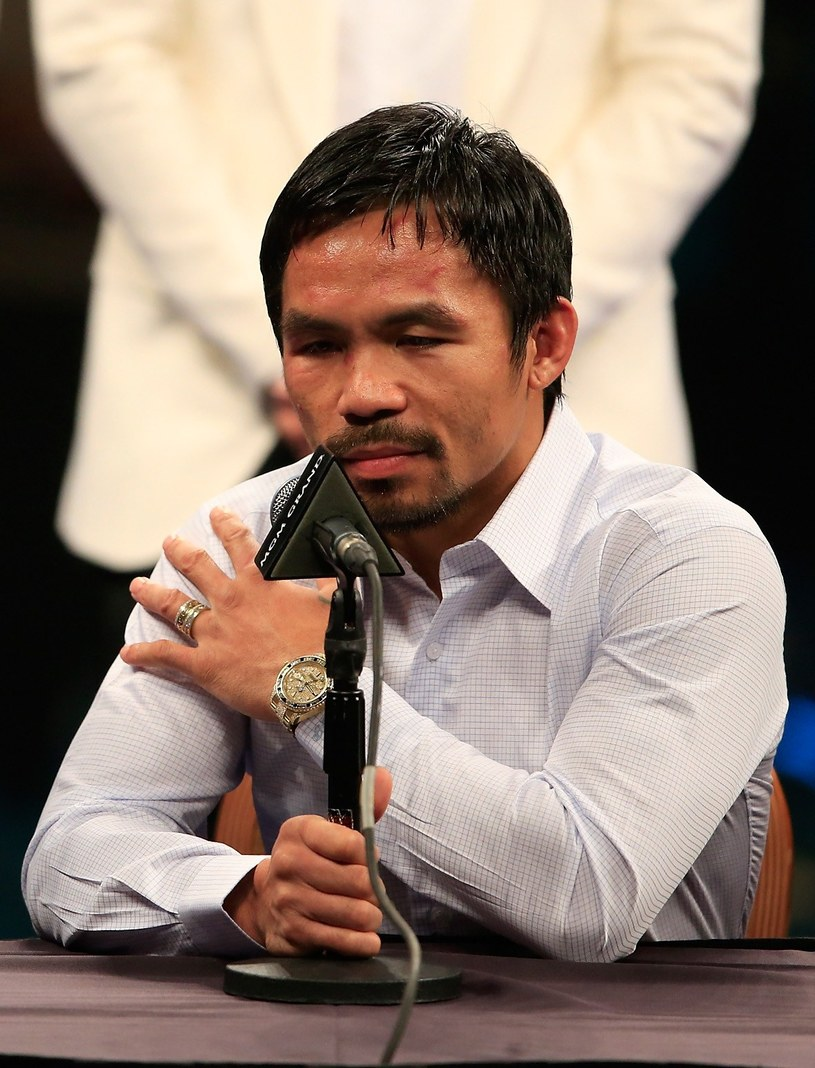 ​Manny Pacquiao /AFP