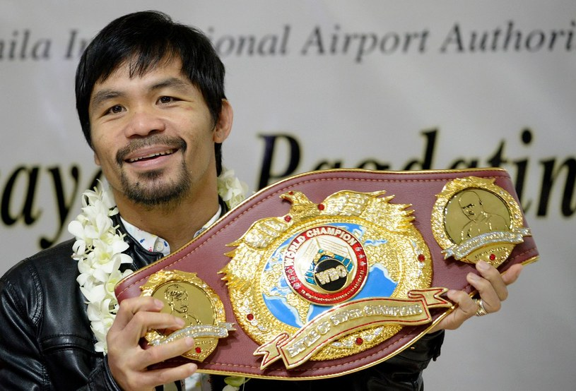 Manny Pacquiao /AFP