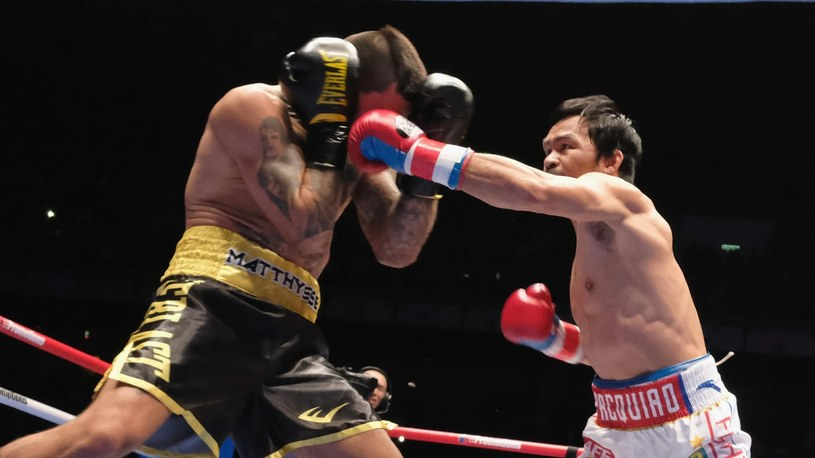 Manny Pacquiao /Getty Images