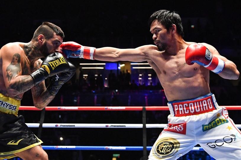 Manny Pacquiao /AFP