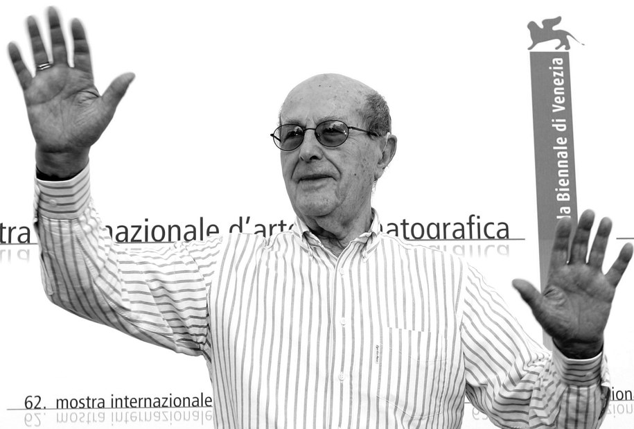 Manoel de Oliveira /PAP/EPA/Claudio Onorati /PAP/EPA