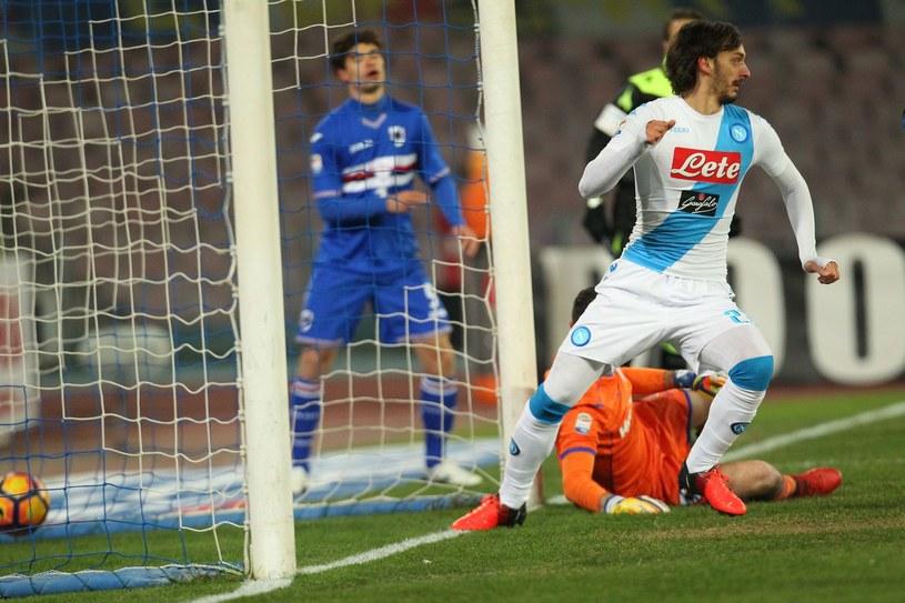 Manolo Gabbiadini /AFP