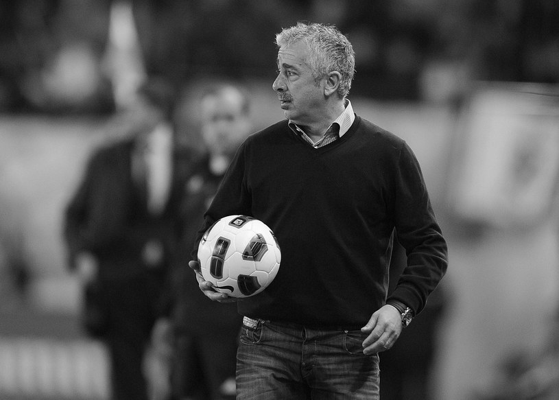 Manolo Preciado zmarł na atak serca /- /AFP