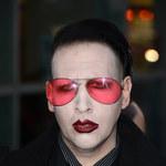 Manson przesadził z pudrem?